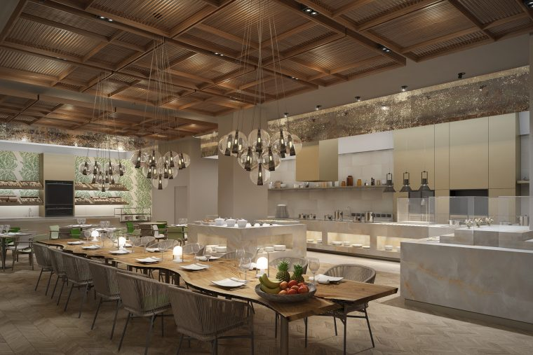 3d Interior Design Kempinski by INTERCON, Congo